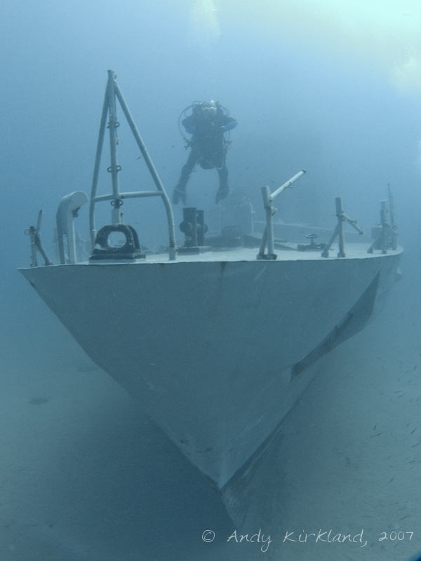 Photo at P-29 Patrol Boat: