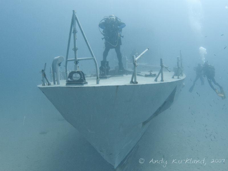 Photo at P-29 Patrol Boat: