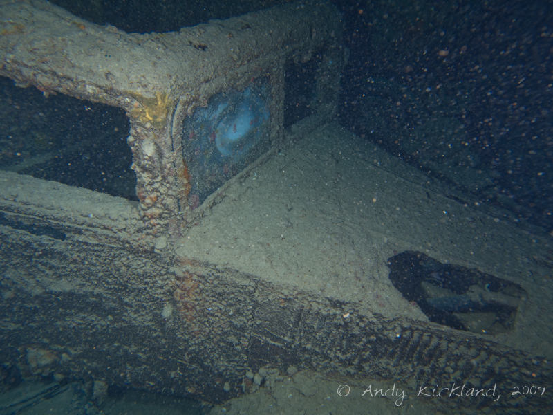 Photo at SS Thistlegorm: