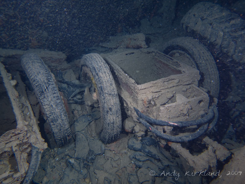 Photo at SS Thistlegorm: